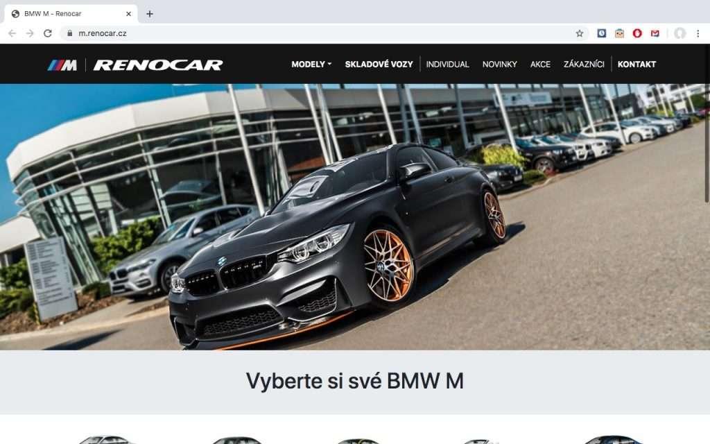 BMW M by Renocar